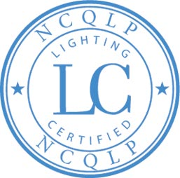 NCQLP Lighting Certified Seal